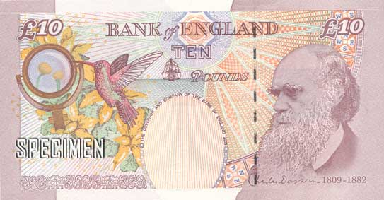 10 livres sterling (GBP)