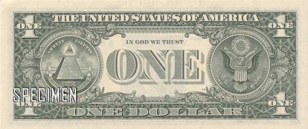 1 dollar américain (USD)
